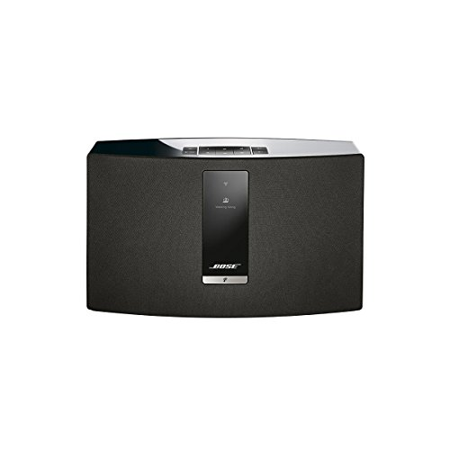 -[ Bose SoundTouch 20 Series III Wireless (Bluetooth/Wi-Fi) Speaker System - Black  ]-