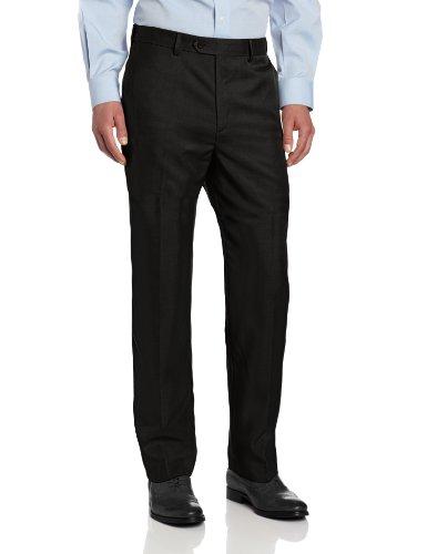 savane-mens-select-edition-crosshatch-flat-front-dress-pant-black-36x34