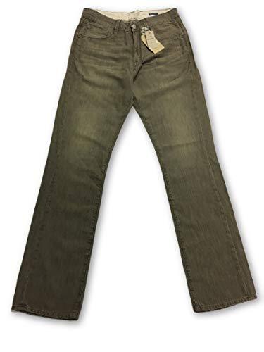 99 Jeans Pragmatist Flax Olive Denim Rrp Agave In £79 W32 POxqzHA