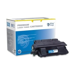 Elite Image ELI70330 Compatible Toner Replaces HP C8061A (61A), Black ()
