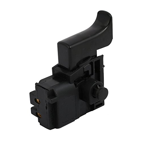 uxcell Power Tool Fittings Replacement Part Hammer Drill Switch Black for Bosch GBH2-20