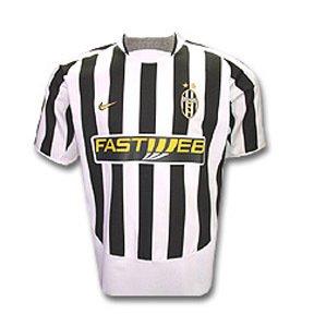 wholesale dealer f4580 6cd8f Nike Juventus Turin Home Jersey 2003/2004: Amazon.co.uk ...