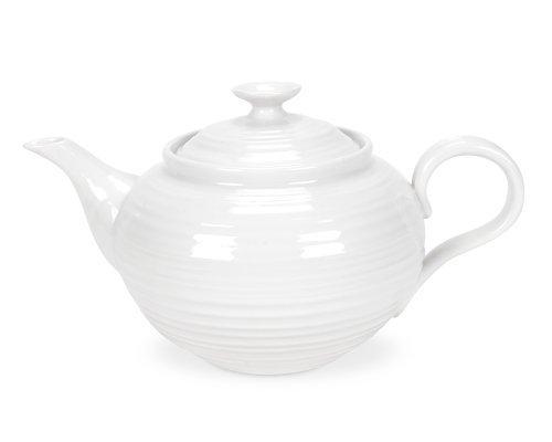 Portmeirion Sophie Conran White Teapot by Portmeirion