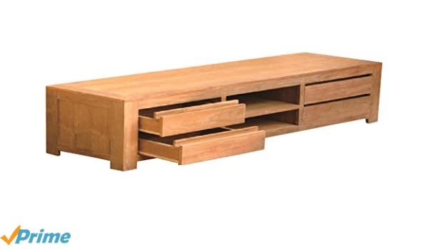 Amazon Com Nes Furniture Fine Handcrafted Solid Teak Wood