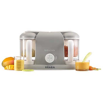 BÉABA Babycook Plus Cloud Baby Food Maker Starter Set by BÉABA (Image #1)