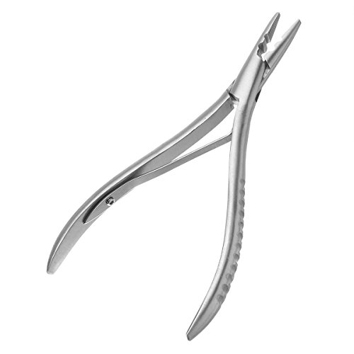Stainless Steel Hair Extension Pliers Professional Hair Extension Tool