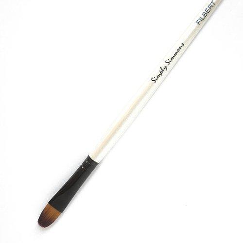 Simply Simmons Filbert Brush #10 BCAC13047