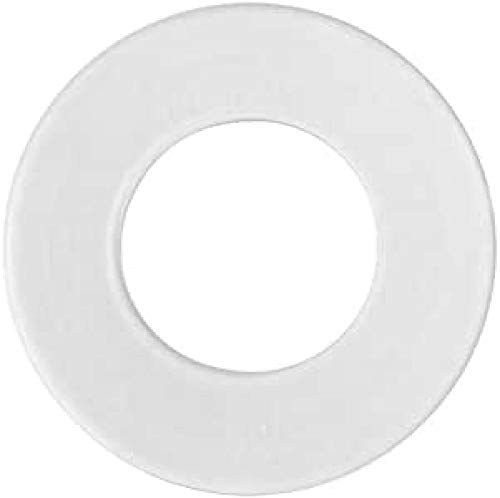 Geberit 816.418.00.1 Flush Valve Base Sealing Washer - Clear