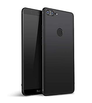 Olliwon Funda Huawei Honor 9 Lite, Ultra Slim Silicona TPU Carcasa Anti-Arañazos y Antideslizante 360 Cover Case para Huawei Honor 9 Lite Nergo