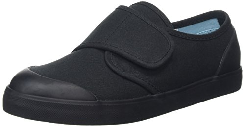 Start-riteSkip - Zapatillas Deportivas Para Interior Unisex, Para Niños Black (Black)