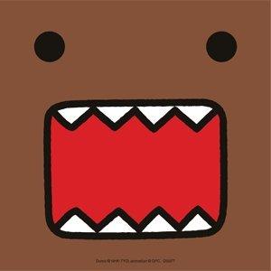 - Domo Kun - Die Cut Vinyl Stickers (Face)