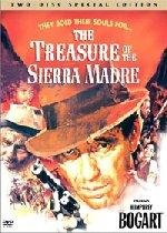 Movie DVD - The Treasure of the Sierra madre (Region code : all) (Korea Edition)