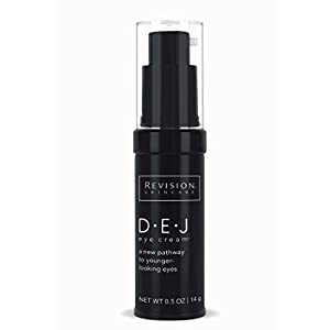 Revision D.E.J Eye Cream with Pump, 0.5 Ounce