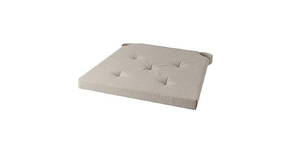 Amazon.com: IKEA JUSTINA silla Pad 14/17 x 16 x 2