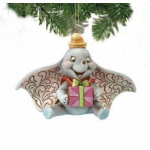 Disney Traditions Dumbo Christmas Hanging Ornament Amazon Co Uk