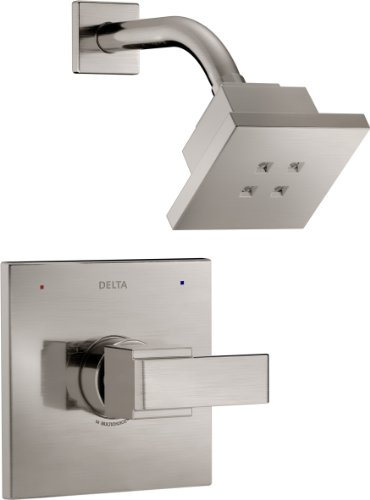 Faucet T14267 SSH2O Monitor H2Okinetic Stainless