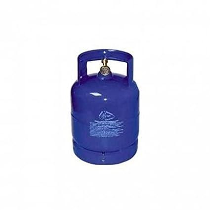 Recargable botellas de gas para camping 5 Kg vacío barbacoa placa de estufa caravana