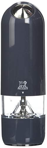 Peugeot Salt Electric - Peugeot Alaska Duo Electric Salt and Pepper Mill, Quartz
