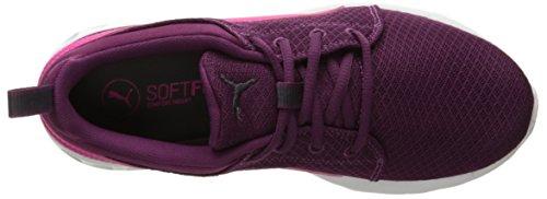 Puma Mujeres Carson Mesh Wns Running Zapato Magenta Púrpura / Rosa