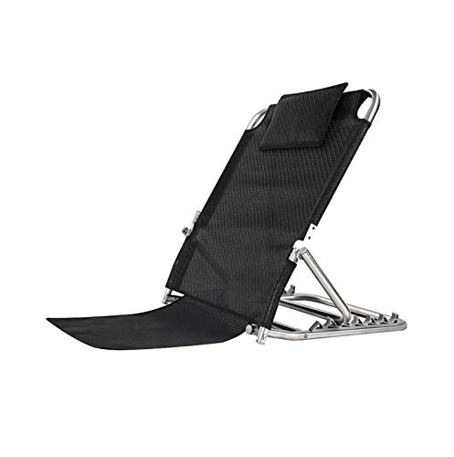 Adjustable Angle Backrest,suitable For Bed Care For The Elderly And Bed Reading(comfort + Multi-purpose + Adjustable),Black,packageA