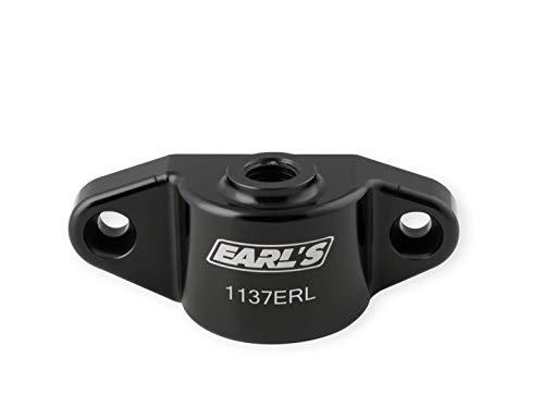 Earls 1137ERL Earl's GM LT Gen-V Oil Cooler Block Off Plate (Plumbing Earls)