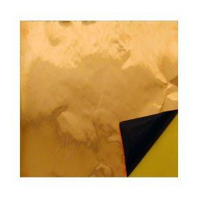 Black Back Foil Sheet - 12inch X 12inch