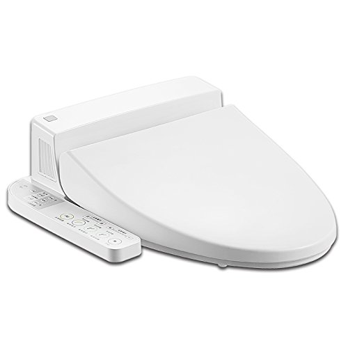 Topsed Intelligent Toilet Bidet Toilet Seat Cover Zjf01 Continuous Warm Air Drying Heating Ringsimple and Comfortable General Slow Down Comfort Antiseptic European