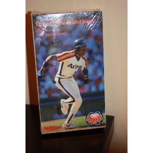 The Story of the 1988 Houston Astros Speed, Power and Heat Video Tape (VHS - NTSC Format)