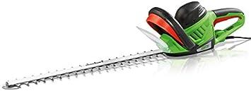 Florabest Cortasetos eléctrico de la mejor calidad, tijeras de podar eléctricas FHT 600 E3
