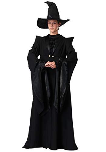 - Charades Deluxe Professor McGonagall Adult Costume - XL