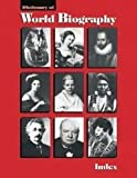 Dictionary of World Biography, Index, Salem, 0893563242