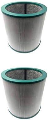 LOVIVER 2xPure Cool Link Purifier Filter HEPA Filter Fit Modelos Dyson TP: Amazon.es: Hogar