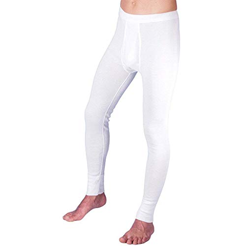 Males's Leggings Thermal Compression Baselayer Pants Leggings Tights Heat Dry Cool Sports activities Tights Baselayer Operating Leggings Thermal Winter Yoga Fleece Lined Backside Underwear Lengthy Johns Stretchy with Fly