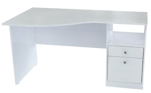 Inval ES 3403 Laura Collection Curved Top Desk