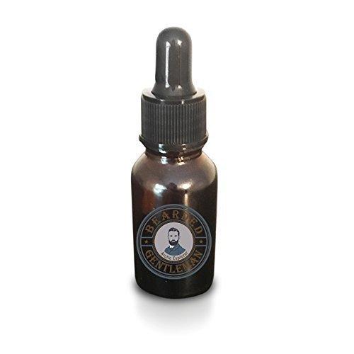 Bearded Gentleman - Beard Oil   Arctic Explorer - Mint   All Natural Beard Conditioning Oil   1 oz   Handmade by Bearded Gentleman
