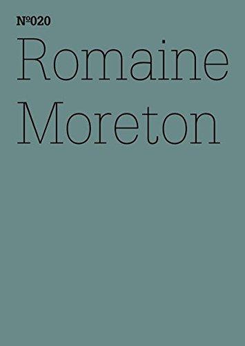 Romaine Moreton: Gedichte aus einem Heimatland (Documenta 13: 100 Notizen - 100 Gedanken, Band 20) (Englisch) Taschenbuch – 31. Januar 2012 Hatje Cantz Verlag 3775728694 Bildende Kunst Kunst allgemein