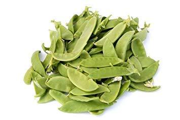 - ANVIN Germination Seeds:100 Seeds of Oregon Sugar Pod Snow Pea - (Pisum Sativum VAR. Sativum