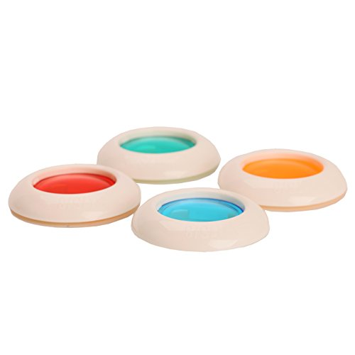 Woodmin Compatible Colorful Filters for Fujifilm Instax Mini 8 8+ 9 7s KT Camera (Orange/Blue/Red/Green)