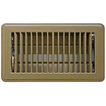 Floor Register 4 X 8 Heating Vents Amazon