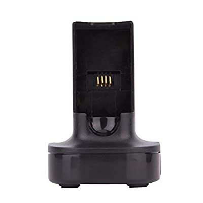 for Xbox360 Joystick Dual Charger Base Charging Station Dock 2 Rechargeable Battery 4800mAh for Xbox 360 Controller Gamepad (Color : US Plug): Home & Kitchen