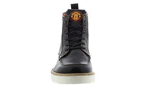 United Scarpe stringate c uomo Manchester F Schwarz classiche da dnwHCx1q6