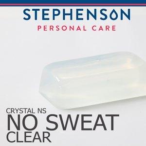 Melt Pour Soap Base 25lb Block, Clear No Sweat