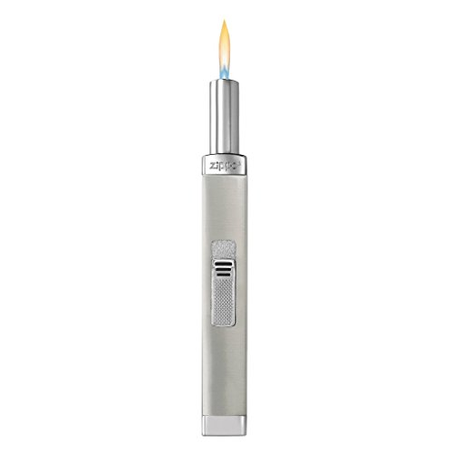 (Zippo Brushed Chrome Multi Purpose Candle Lighter)