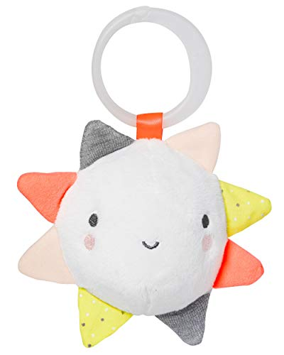 Skip Hop Baby Chime Ball Toy, Sun Silver Lining Cloud -