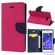 MERCURY FLIP COVER FOR SAMSUNG GALAXY GRAND PRIME G530 / G531 PINK