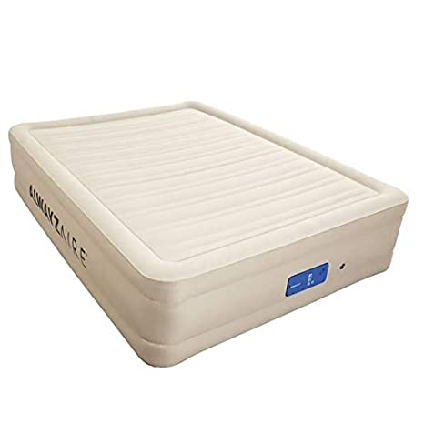 Amazon.com: Bestway - Cama aireada con bomba incorporada, de ...