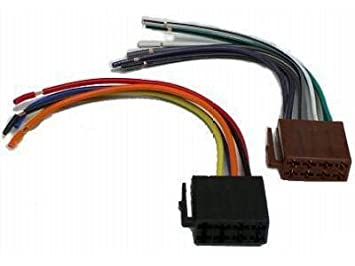 DIN TO ISO COMMON CAR STEREO//RADIO AERIAL ANTENNA ADAPTOR CHEX