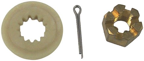 Sierra International 18-3716 Marine Prop Nut Kit for Johnson/Evinrude Motor