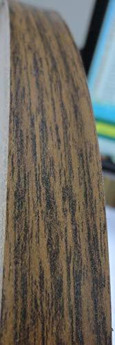Montana Walnut melamine/polyester edgebanding in 13/16