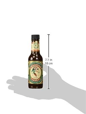 Jamaican Original Pickapeppa Sauce - 5 oz